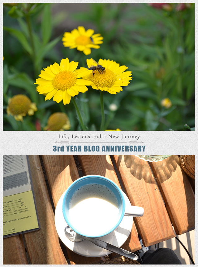Blogging Life, Journey of a Lifetime, Three Year Blog Anniversary, How Time Flies, Life Teaches in It's Own Unique Ways, Happy Wedding Anniversary, Food for Thought, Small Celebrations, Birds of Happiness, Showing Love and Care, Anniversaries are Beautiful, One More Year of Togetherness, Together Forever, A Year Passed By, Growing Old Together, Art, Thoughts, Doodles, Love, Inspiration, Quotes, Happiness, Recipes, Sowing Happiness, Spreading Love, Positive Thoughts, Gulmohar Doodles, Puneeta Prakash Blog, Puneeta Prakash, Personal Blog, Blogger