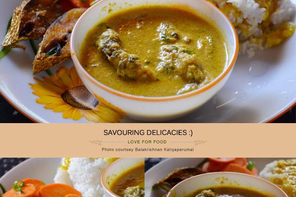 Savouring Delicacies :)