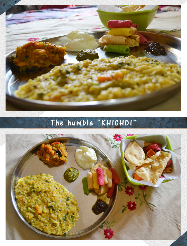 Khichdi, Daal ki Khichdi, Saturday Delights, Aalu Chokha, Mashed Potatoes, Aalu ka Bharta, Papad, Dahi, Curd, Anchaar, Pickles, Ghee, Clarified Butter, Comfort Food, A must on Saturdays, Delicacies of Jharkhand, Jharkhand State, Food of Jharkhand, Lost Recipes, Street food, Indian Food, Foodie, Forgotten Love, Love for food, Morning Rituals, Life, Happiness, Art, Thoughts, Doodles, Love, Inspiration, Quotes, Happiness, Recipes, Sowing Happiness, Spreading Love, Positive Thoughts, Gulmohar Doodles, Puneeta Prakash Blog, Puneeta Prakash, Personal Blog, Blogger
