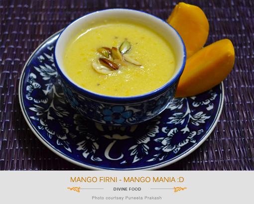 Mango Mania…