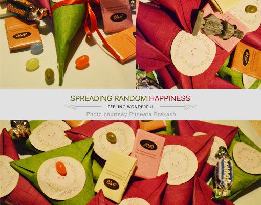 Spreading Random Happiness…